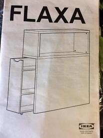 Ikea FLAXA storage unit