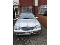 Merc 1.8 on sale, excellent condition, only 2 drivers so far, kept by a lady for the past 11 years