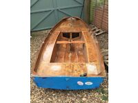 Mirror dinghy 12ft