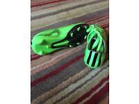 Adidas football boots blades