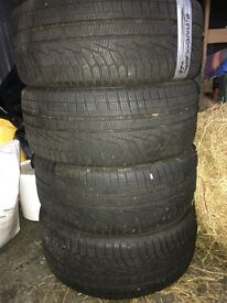 7000 mile winter tyres