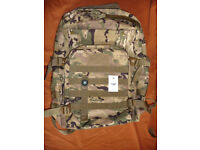 MTP Multicam 20L MOLLE Camo Rucksack Day Sack Backpack Army Cadet