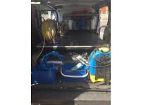 800l RO, Van mounted Window Cleaning System. 2 Man, 2 Controllers, Auto Shut Off VAN NOT INCLUDED!!!