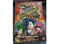 Sonic underground complete series