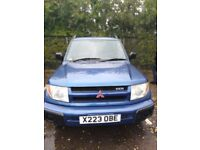 PRIVATE SELLER (Mitsubishi PININ,AUTOMATIC) 2001, ACCEPT OFFERS