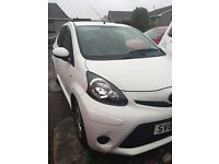 Toyota Aygo 2012 (62) low mileage and excellent condition