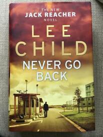 Lee Child - Jack Reacher Never Go Back