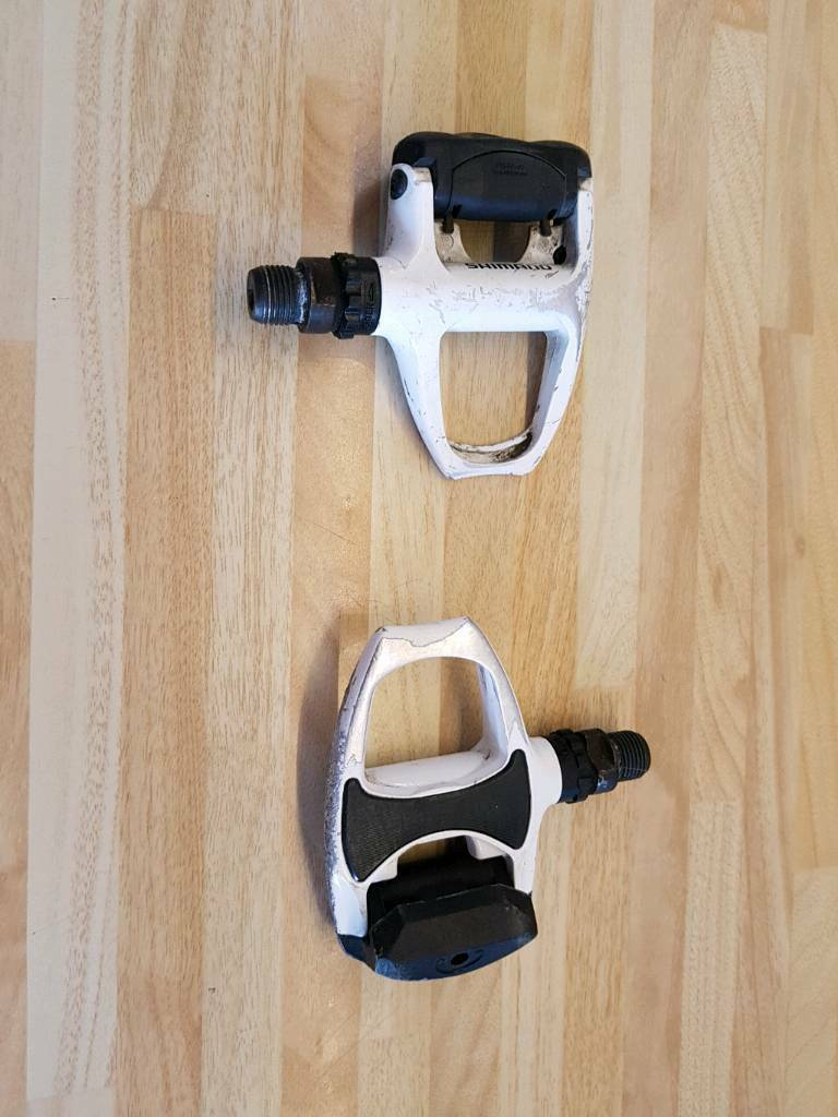 SHIMANO SPD PEDALS USED BUT VERY GOOD CONDITION BARGAIN COLLECT MY PROPERTY OR MY LOCAL STATIONS