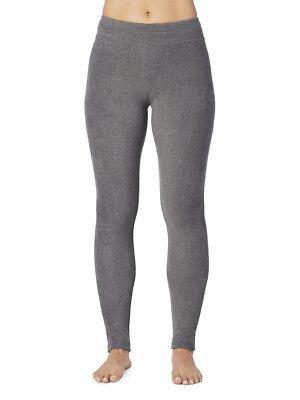 Cuddl Duds Thermal Underwear - Cuddl Duds Women's Fleecewear Stretch Thermal Long Underwear Leggings - 2 Colors