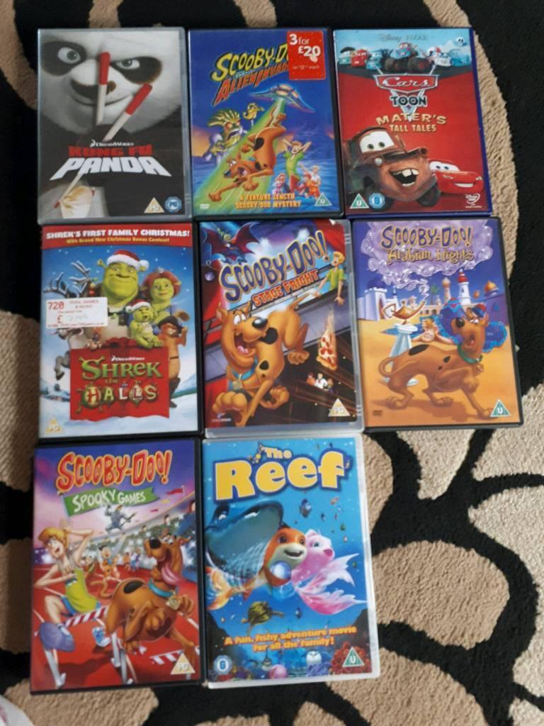 DVD 50p - £1