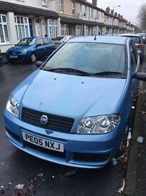 Fiat punto 2005 £525