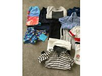 Boys Bundle of Clothes Age 4-5 years