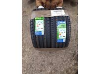New 225/40/18r haida tyres x2