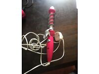 Pink new hair curlier for sale
