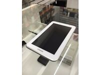 "V. Good cond. Samsung Galaxy Tab 2 7"" White 8GB WiFi"