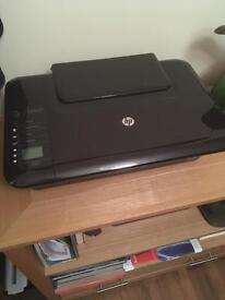 HP wireless print scan copy printer Deskjet 3050