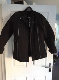 Woman's motorbike jacket