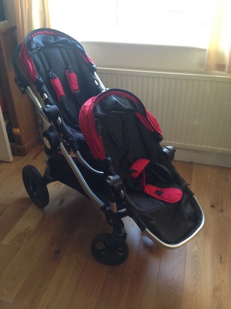 Double Buggy Baby Jogger City Select