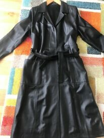 Brand new Marks and spencer leather jacket