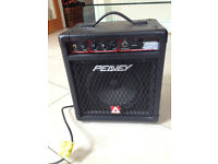 Peavey Micro Bass Amp 20W for sale 8inch speaker.