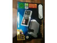 Nintendo mini nes with 30 games