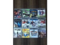 playstation 3 collection of games
