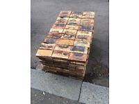 "300 brick pavers - ""Cotswold Blend"""