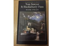 Tom Sawyer and Huckleberry Finn by Mark Twain- Wordsworth Classic