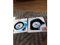 Two diamond tip blades for sale never been opened for sthil saw