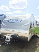 2016 Shasta Oasis 18BH **Finance for only $80/biweekly