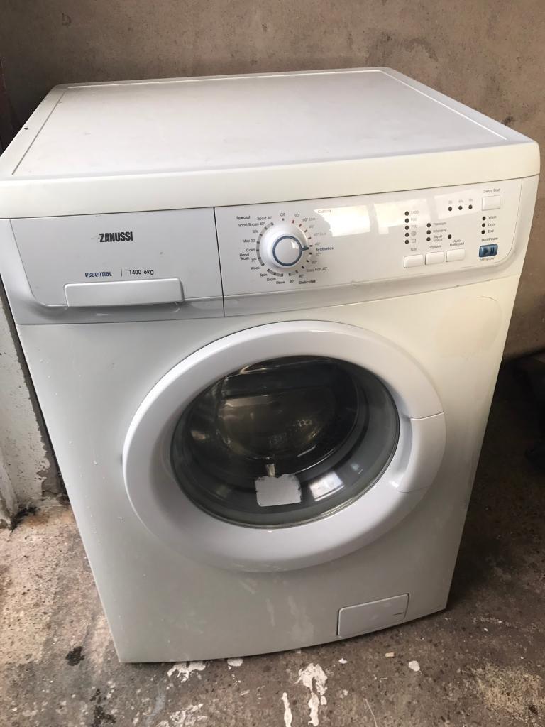 Zanuzzi 6kg washing machine