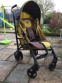 Pushchair by Chicco