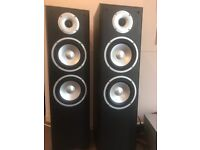 Acoustic solutions amp, CD player and Silverstone speakers