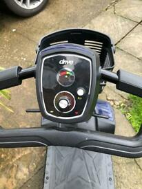 4 MPH mobility scooter