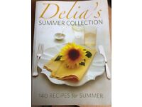 Delia's summer collection cook book