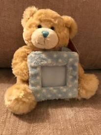Teddy Photo Frame