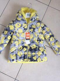 Girls IDo jacket new with tags age 5