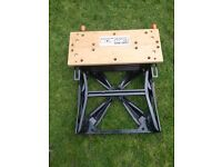 Black and Decker Carpenters workbench table