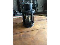 World War 1 trench oil lamp