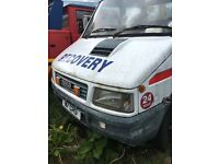 Iveco Dailly Recovery Spec Lift