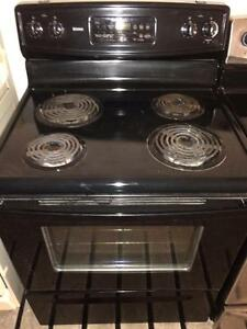 Kenmore Black Stove - Door and Cooktop Lockout - FREE WARRANTY