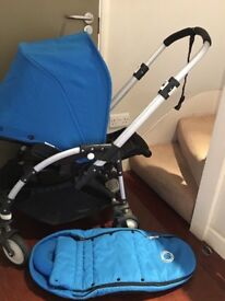 Bugaboo Bee Pushchair & NewBorn Cacoon Insert