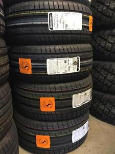 255/35r18, 225/40r18 continental extreme contact DW /Barnum bravuris