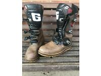 Gaenre balance trials boots