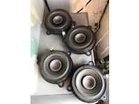 Renault Megane mk3 speakers