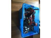 Massive box of lego for sale