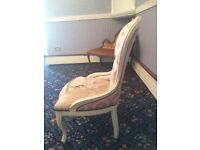 Vintage style chair