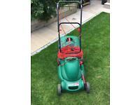 "Qualcast (Bosch engineered) 40"" Lawnmower"