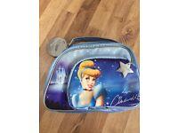 Princess Cinderella lunch bag. BN