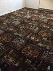 Good quality wool carpet